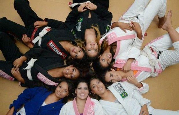 Benefícios do Jiu-Jitsu para mulheres – por que toda mulher deve praticar