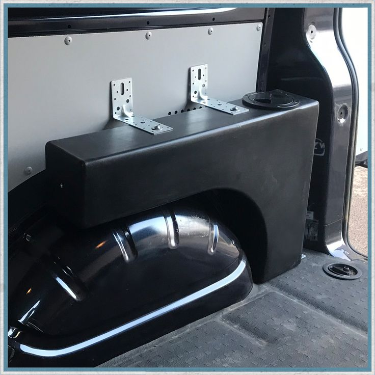 Campervan 24 Litre Wheel Arch Water Tank