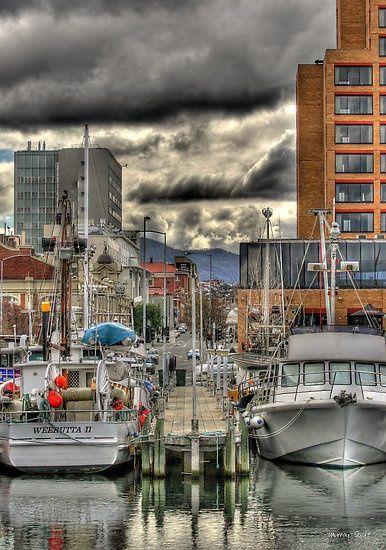 Hobart Tasmania, Australia