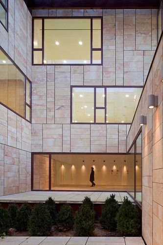 County Council offices in Zamora by g+f Arquitectos