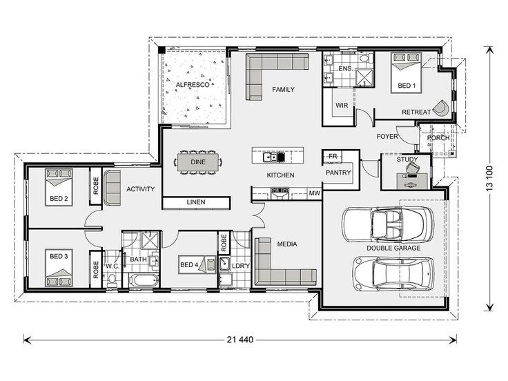 Coolum 268 element our designs brisbane north builder for Home builder interactive floor plans