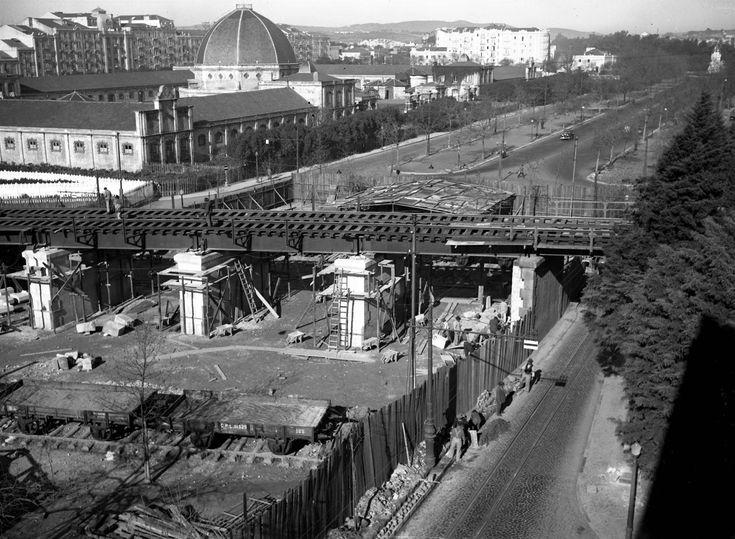 Lisboa, 1950 - Entrecampos