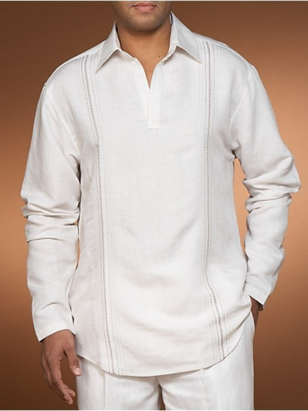Guayabera for the men