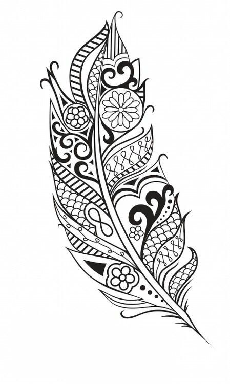 Maori feather                                                                                                                                                                                 More