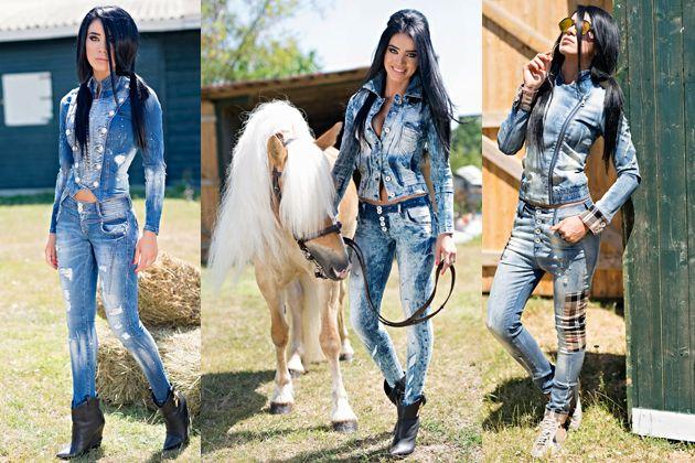 Adelina Pestritu lanseaza noua colectie de jeans #Foggi: Renewal Collection -> http://www.fashion8.ro/moda/1663-adelina-pestritu-lanseaza-noua-colectie-de-jeans-foggi