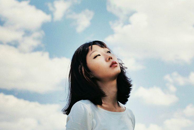 Mira Heo - self portrait series #5
