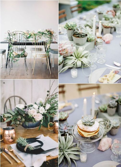 102 best wedding decorations images on pinterest christmas dcor simple ideas for winter wedding decoration junglespirit Images