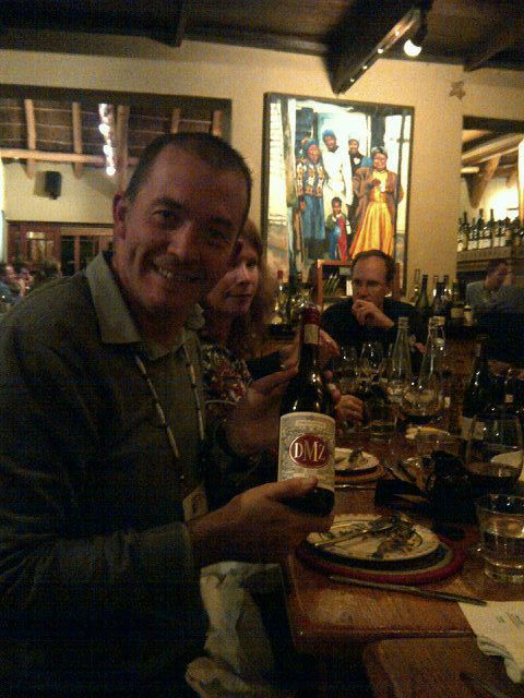 @jamiegoode lovely to share the @DMZwine with you.. Cheers to a great week ahead#capewine2012 pic.twitter.com/3ZrSYIZJ