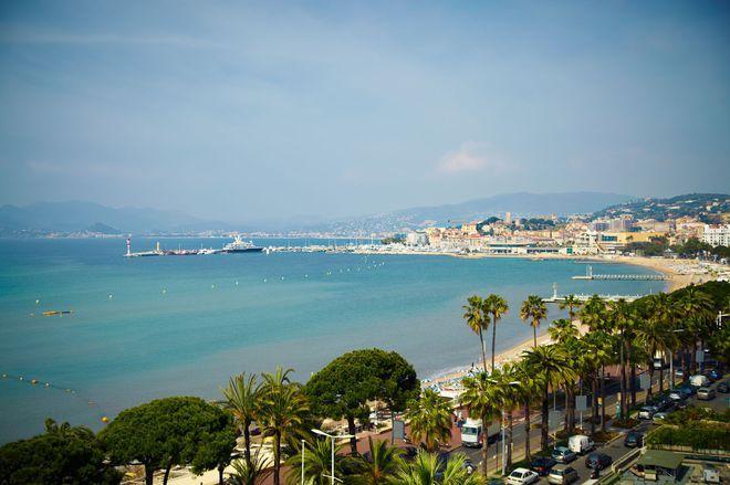 Plages de la Côte d'Azur: plage de la Croisette