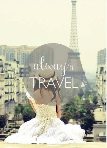 2014: Travel more. #wanderlust