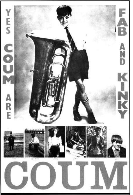 Coum Transmissions - 1970