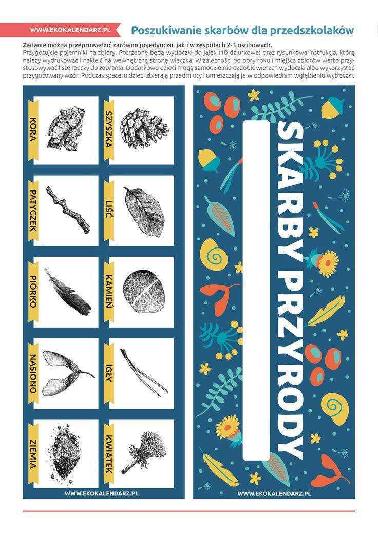 Skarby przyrody - http://www.ekokalendarz.pl/pakiet-edukacyjny-na-swiatowy-dzien-ziemi/