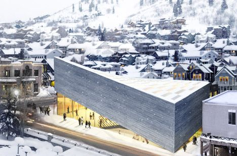 BIG's second Kimball Art Center proposal rejected by city planners.