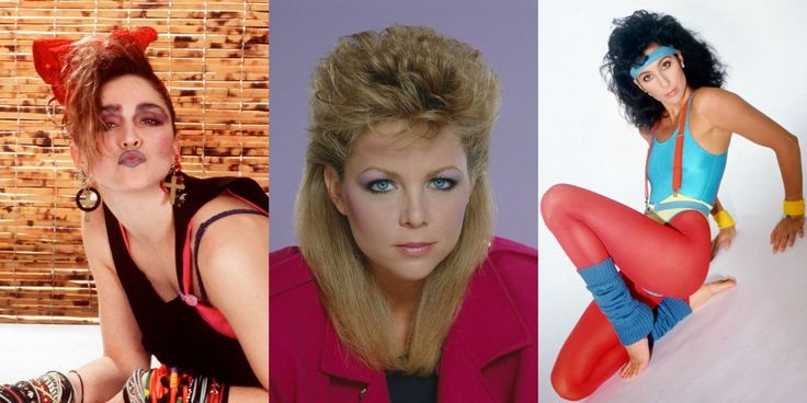 The 13 Most Embarrassing '80s Beauty Trends