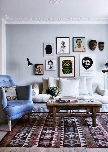 10 DREAMY ROOMS: Scandinavian Interior Design
