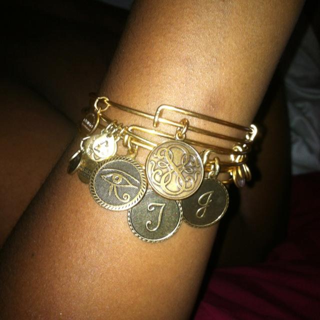 Charmedarm My Alex And Ani Bracelets
