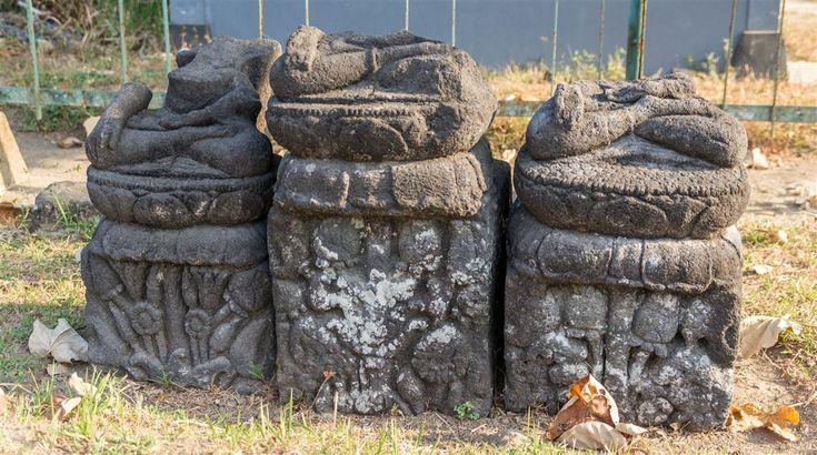 Lumbung Temple, Magelang, Central Java