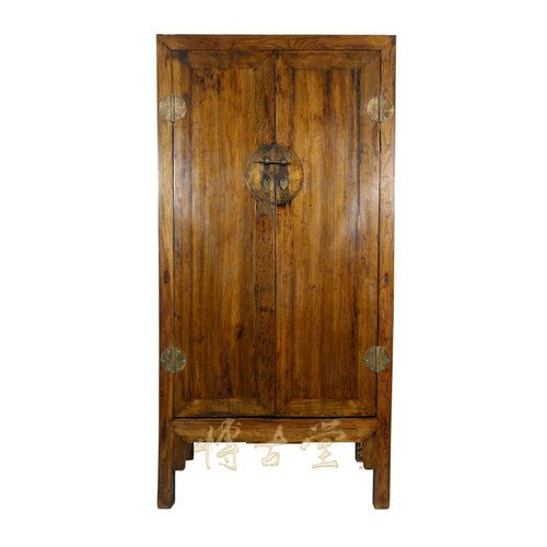 chinese antique beech wood tv armoire 26p08 ebay