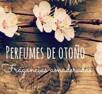 Perfumes amaderados de otoño http://www.perfumesclub.com/blog/perfumes-de-mujer-para-otono-fragancias-amaderadas/