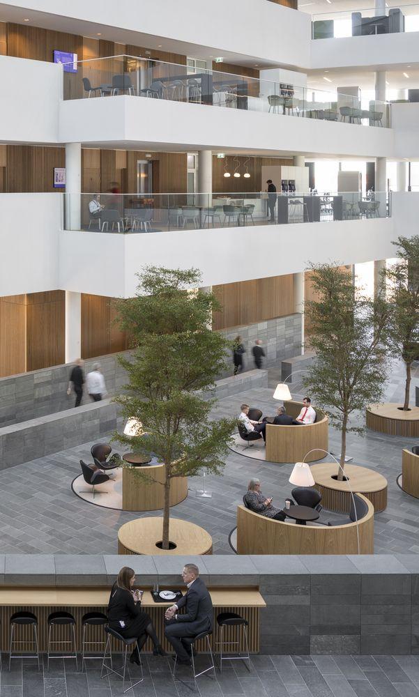 Gallery of Nordea's Danish Headquarters / Henning Larsen - 11