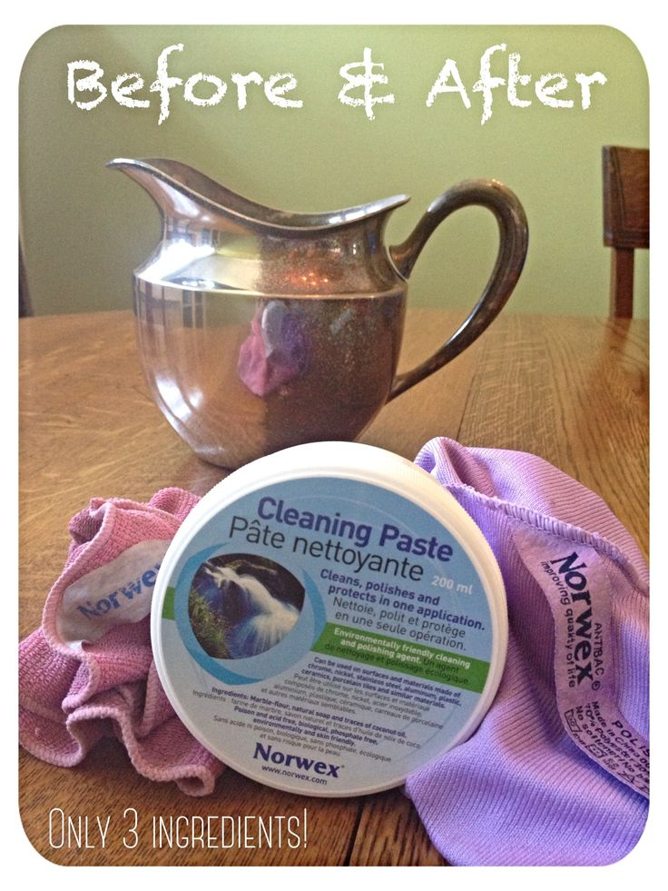 how to clean norwex glass cloth