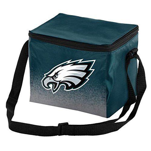 Philadelphia Eagles NFL 2016 Gradient 6 Pack Cooler Bag