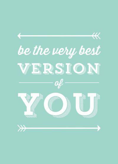 Vision Board Friday: Be the Best Version of You