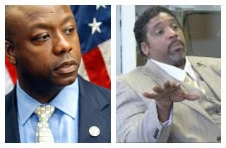 Sen. Tim Scott Responds To NAACP Official Who Called Him A Ventriloquist's 'Dummy' | Weasel Zippers