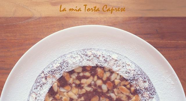 La Mia Caprese (http://www.profumidalforno.it/portal/lucedalforno/Dolcezze/TortaCaprese)