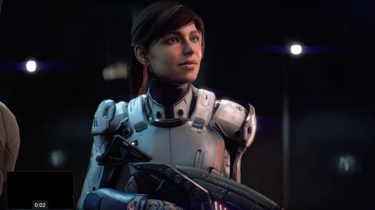 Mass Effect: Andromeda Official Sara Ryder Trailer Fight for a new home. March 27 2017 at 03:29PM  https://www.youtube.com/user/ScottDogGaming