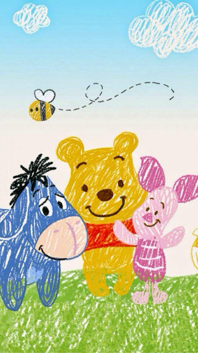 Winnie the Pooh #Disney #Fanart