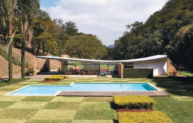 House of the day: Casa Butantã, Paulo Mendes da Rocha