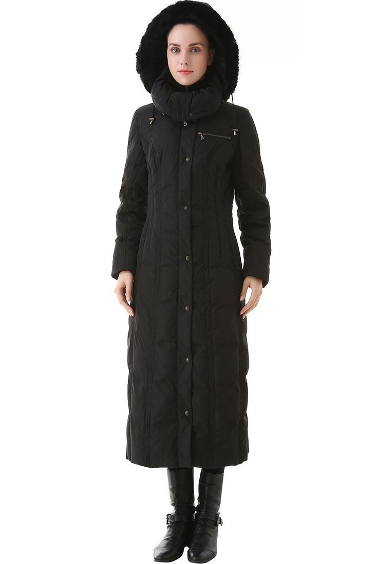 Phistic Women S Quot Lacey Quot Long Hooded Puffer Down Coat At