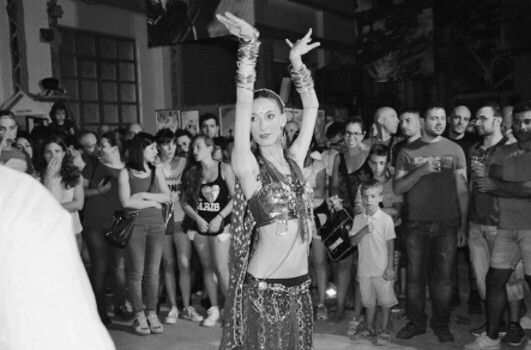 2015 BaladinFusion Tribal Fusion Belly Dance
