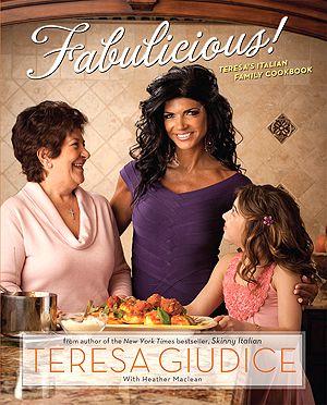 teresa giudice COOKING | Teresa Giudice: 'I'm Happy That Everyone Is Going to See the Real ...