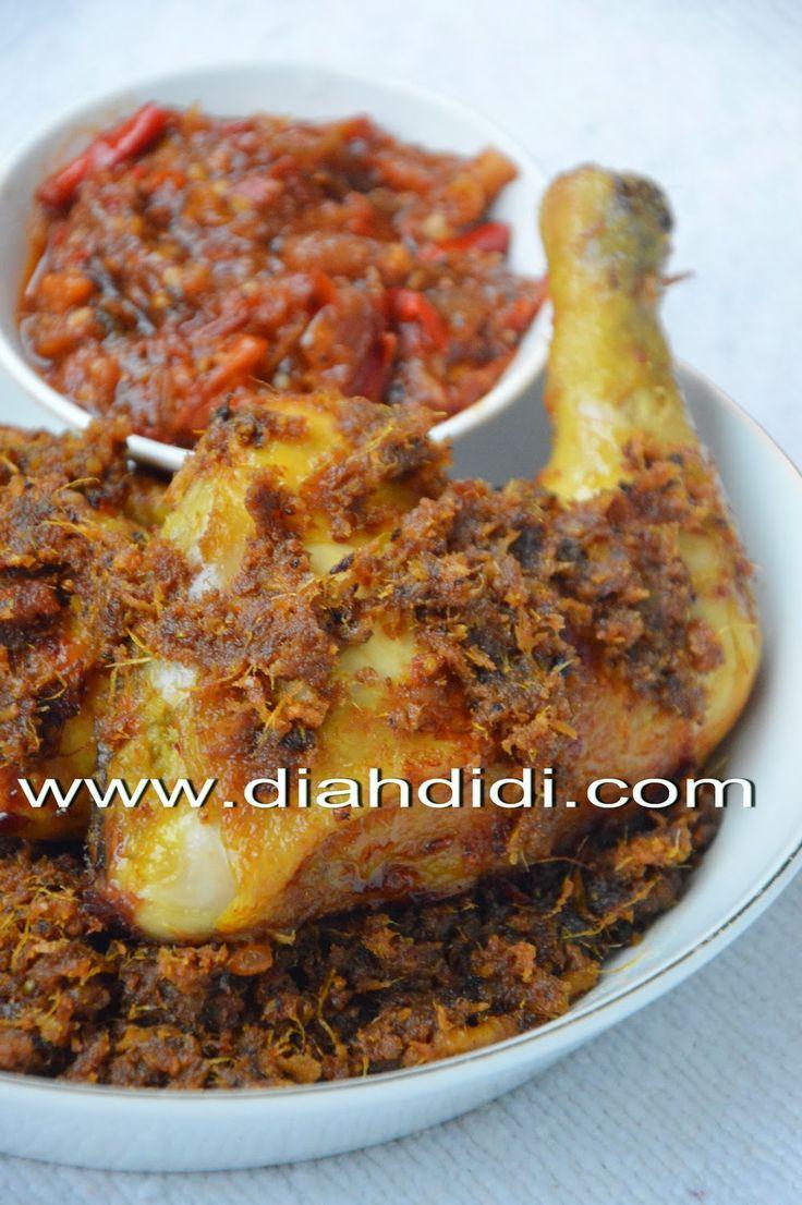 Diah Didi's Kitchen: Tips Membuat Ayam Goreng / Bakar Yang Enak