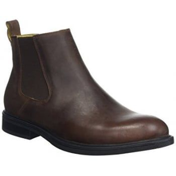 Offering the pinnacle of both comfort and style, the Steptronic Globe mens Chelsea boots are the perfect choice for the man about town. In luxurious leather, these smart Chelsea boots feature elastic side panels and a leather tag at the back of the ankle, so they are easy to pull off and on. https://www.marshallshoes.co.uk/mens-c1/steptronic-mens-globe-dark-tan-twin-gusset-boots-p5242