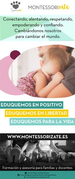 Seguimos con nuestra serie de post sobre Montessori para bebés. A los niños a partir del año de vida se les llama Toddler en inglés, en español no hay un término equivalente para expresar estaa edad caracterizada por ese andar tambaleante, pero Claudia, de EntreMamas, los llama deambuladores. Y con ese término nos vamos a …