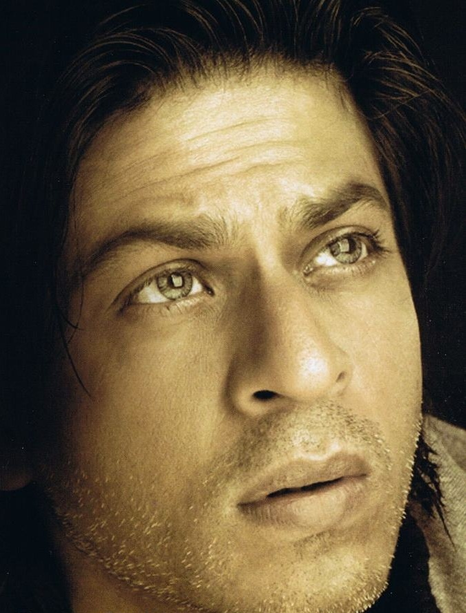Shahrukh Khan. Took a while to convince me, but this man is an acting genius.