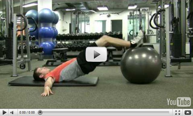 Wow, great site, shows you easy moves to exercise specific muscles with little videos :) - 12 exercices dischio jambiers par Charles Lamontagne entraîneur privé à Montréal
