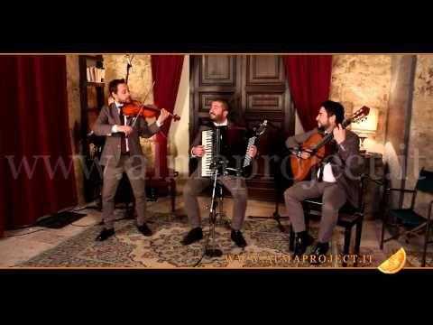 ALMA PROJECT - GS Trio - The Basso (Traditional Gypsy)