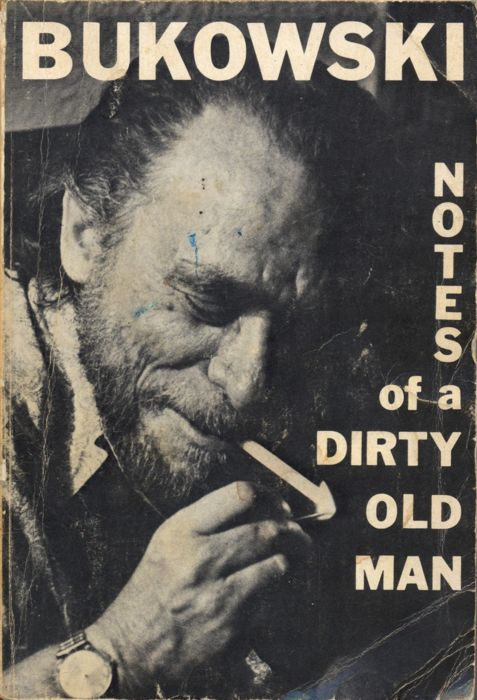 """Bukowski right there next to Henry Miller (epic battle between great wristers). Can""""t decide which one I love better"""
