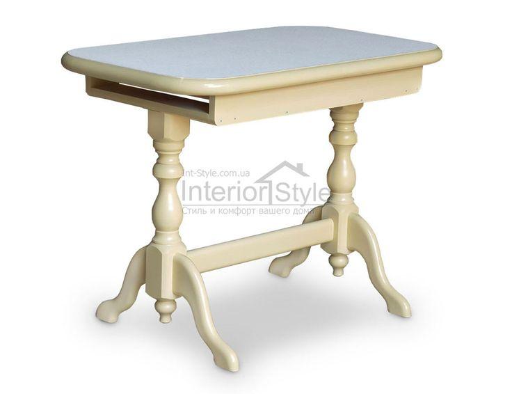 Кухонный стол Бавария: купить деревянный стол Киев — интернет магазин Intstyle - intstyle.com.ua