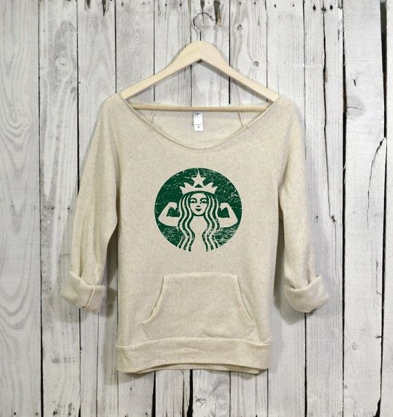 Starbucks Hoodie Woman's | Starbucks Shirt. Women's Sweatshirt. Starbucks. Women's Clothing