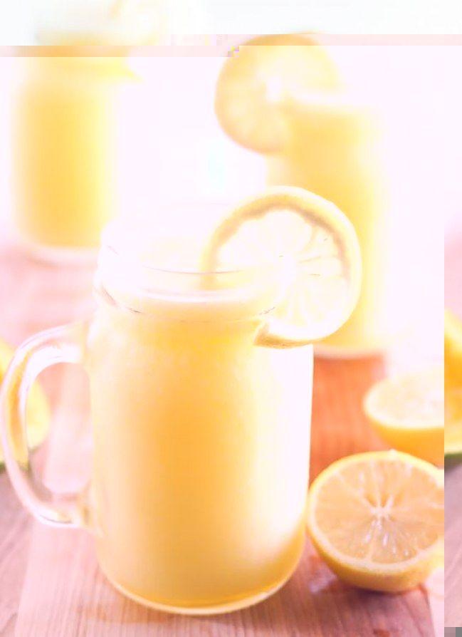 Mango-Limonade