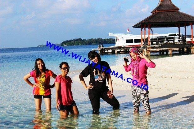 Paket wisata tour pulau seribu | Paket Wisata Murah Pulau Seribu