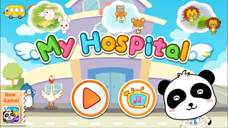 Baby Panda's Hospital | Doctor Panda Care Fun In The Hospital | Kids Who...
