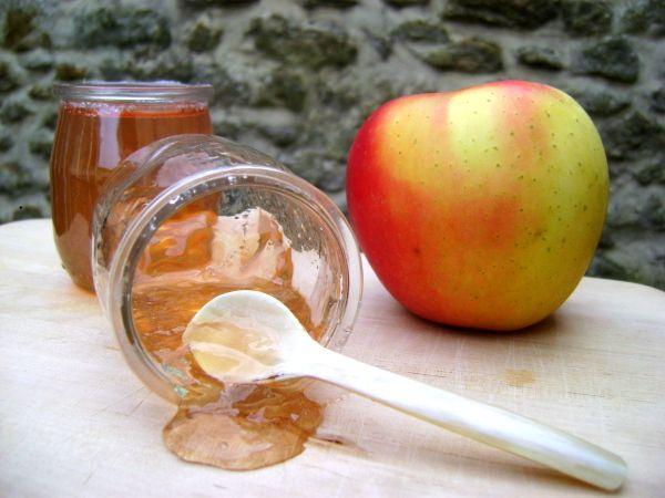 Jusqu'ici j'avais toujours réalisé ma gelée de pommes avec des pommes, je ne pensais pas que l'on puisse réaliser une gelée absolument délicieuse, rien qu'avec les pelures, les trognons et les pépins des pommes. Ce sont ces derniers qui contiennent un...