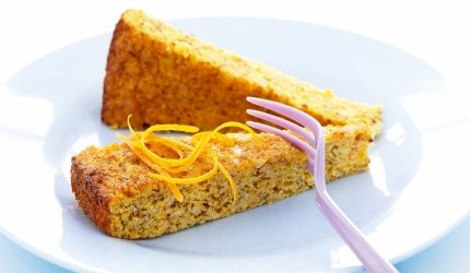 Opskrift: Kage med appelsiner, mandler og få kalorier | I FORM