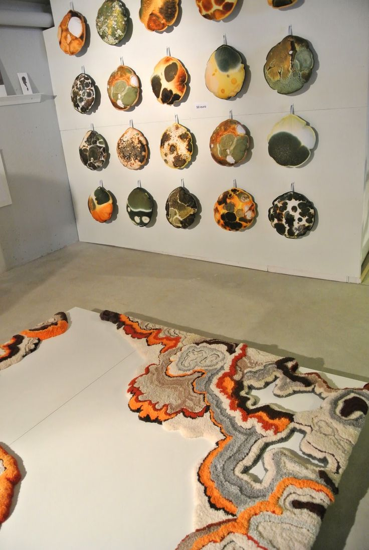Lizan Freijsen textiles from fungi